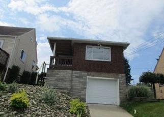 Foreclosed Home in West Mifflin 15122 OHIO AVE - Property ID: 4303872967