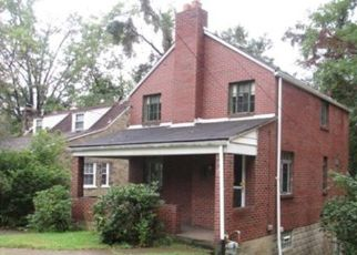 Foreclosed Home in Pittsburgh 15221 DOYLE ST - Property ID: 4303882598