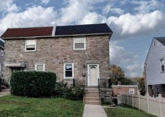 Foreclosed Home in Drexel Hill 19026 BLYTHE AVE - Property ID: 4303982450