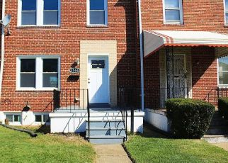 Foreclosed Home in Baltimore 21213 ELMORA AVE - Property ID: 4304663499
