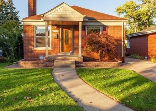 Foreclosed Home in Allen Park 48101 GARFIELD AVE - Property ID: 4305027453