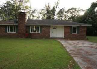 Foreclosed Home in Ludowici 31316 GILL ST SW - Property ID: 4305121621