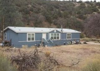 Foreclosed Home in Caliente 93518 BACK CANYON RD - Property ID: 4305245567