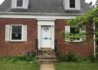Foreclosed Home in District Heights 20747 FOSTER ST - Property ID: 4305695810