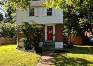 Foreclosed Home in Takoma Park 20912 FORSTON ST - Property ID: 4305783846
