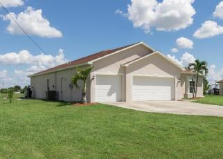 Foreclosed Home in Cape Coral 33993 NW 8TH PL - Property ID: 4306606347