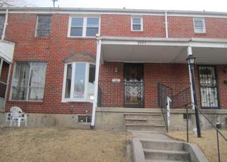 Foreclosed Home in Baltimore 21206 SILVERBELL RD - Property ID: 4307060532
