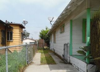 Foreclosed Home in Los Angeles 90003 W 92ND ST - Property ID: 4307069738