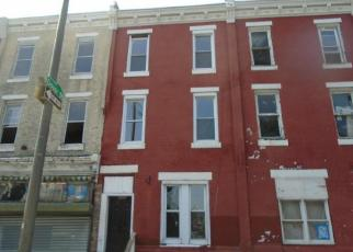 Foreclosed Home in Philadelphia 19132 W LEHIGH AVE - Property ID: 4307665820