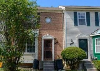 Foreclosed Home in Hyattsville 20785 WILLOWWOOD CT - Property ID: 4308037655