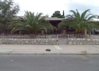 Foreclosed Home in El Paso 79925 NAVAJO AVE - Property ID: 4308926292