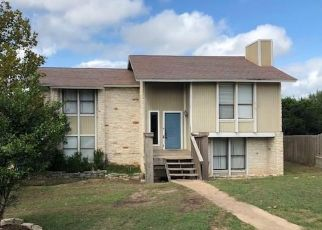 Foreclosed Home in Leander 78645 KELLY DR - Property ID: 4308953450