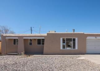 Foreclosed Home in Albuquerque 87112 MARY ELLEN ST NE - Property ID: 4309040612