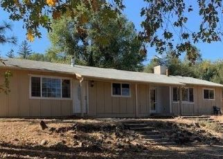 Foreclosed Home in Fiddletown 95629 TYLER RD - Property ID: 4309313468