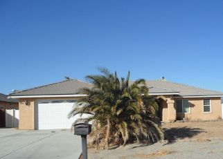 Foreclosed Home in California City 93505 EVELYN AVE - Property ID: 4309317407