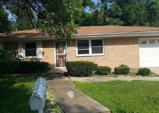 Foreclosed Home in East Saint Louis 62203 LA PLEINS DR - Property ID: 4309658593