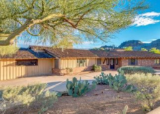 Foreclosed Home in Paradise Valley 85253 E SPARKLING LN - Property ID: 4309786933