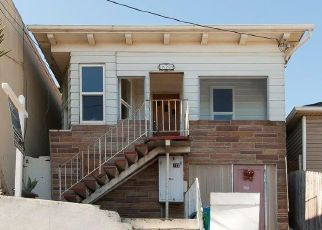 Foreclosed Home in San Francisco 94112 CAINE AVE - Property ID: 4310011602