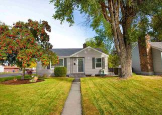 Foreclosed Home in Spokane 99205 W QUEEN AVE - Property ID: 4310098760