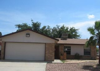 Foreclosed Home in El Paso 79936 TAHOKA AVE - Property ID: 4310127216