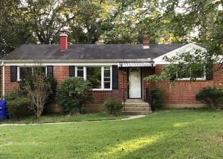 Foreclosed Home in Indian Head 20640 GREEN MEADOWS DR - Property ID: 4310714549