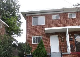 Foreclosed Home in Oxon Hill 20745 HAMPTON DR - Property ID: 4310781110