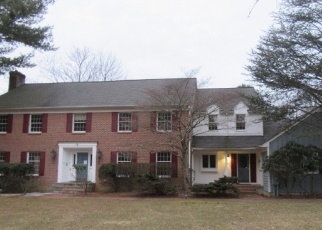 Foreclosed Home in Mendham 07945 BLISS RD - Property ID: 4311128434