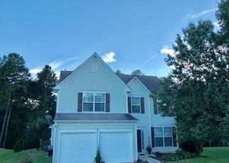 Foreclosed Home in Charlotte 28216 WATERS TRAIL DR - Property ID: 4312147606