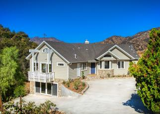 Foreclosed Home in Ojai 93023 FARNHAM RD - Property ID: 4312758121