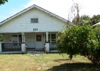 Foreclosed Home in Holdenville 74848 N BURNS ST - Property ID: 4312787929