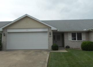 Foreclosed Home in Macomb 61455 PINECREST DR - Property ID: 4313388827