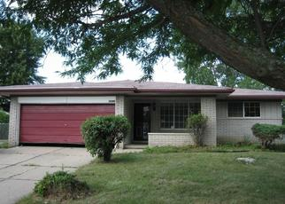 Foreclosed Home in Clinton Township 48035 MARINO ST - Property ID: 4313529407