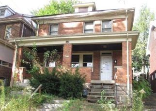 Foreclosed Home in Pittsburgh 15212 INGHAM ST - Property ID: 4313997604