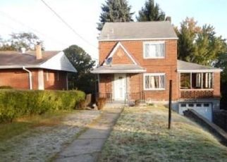 Foreclosed Home in Pittsburgh 15235 PEARL RD - Property ID: 4314681720