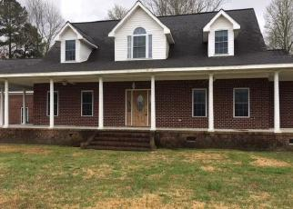 Foreclosed Home in Willard 28478 ANDERSON RD - Property ID: 4314980412