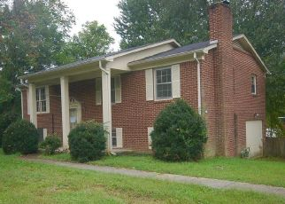 Foreclosed Home in Daleville 24083 CATAWBA RD - Property ID: 4315219100
