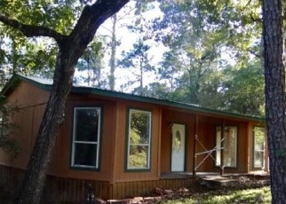 Foreclosed Home in Coldspring 77331 CEDAR LODGE RD - Property ID: 4315240125