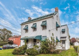 Foreclosed Home in Frederick 21701 E CHURCH ST - Property ID: 4316255353