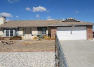 Foreclosed Home in Apple Valley 92308 OTOWI RD - Property ID: 4317260507