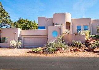 Foreclosed Home in Sedona 86336 MOUNTAIN SHADOWS DR - Property ID: 4318557344