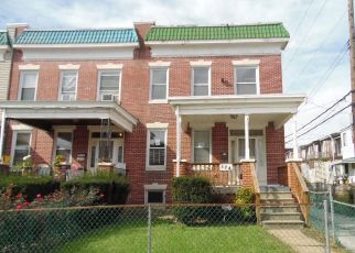 Foreclosed Home in Baltimore 21229 MOUNT HOLLY ST - Property ID: 4318753109