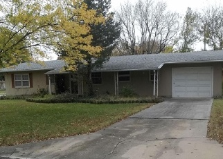 Foreclosed Home in Chanute 66720 S LARSON AVE - Property ID: 4319119710