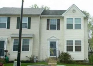 Foreclosed Home in Abingdon 21009 SPLASHING BROOK DR - Property ID: 4319254605