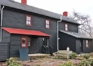 Foreclosed Home in Milford 08848 SPRING MILLS RD - Property ID: 4319717993