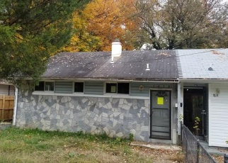 Foreclosed Home in Hyattsville 20785 GREENLEAF RD - Property ID: 4319954935