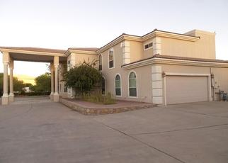 Foreclosed Home in El Paso 79932 WILD SAGE CT - Property ID: 4320434503