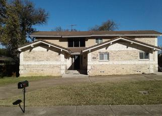 Foreclosed Home in Irving 75062 CORONADO ST - Property ID: 4320504133