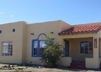 Foreclosed Home in Las Cruces 88005 S MELENDRES ST - Property ID: 4321290303