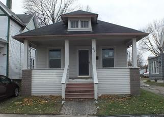 Foreclosed Home in Mount Clemens 48043 CHURCH ST - Property ID: 4321629289