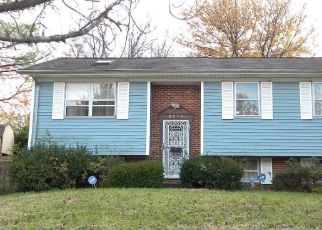 Foreclosed Home in College Park 20740 ODESSA RD - Property ID: 4321668274